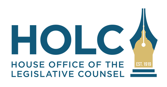 Legislative Counsel